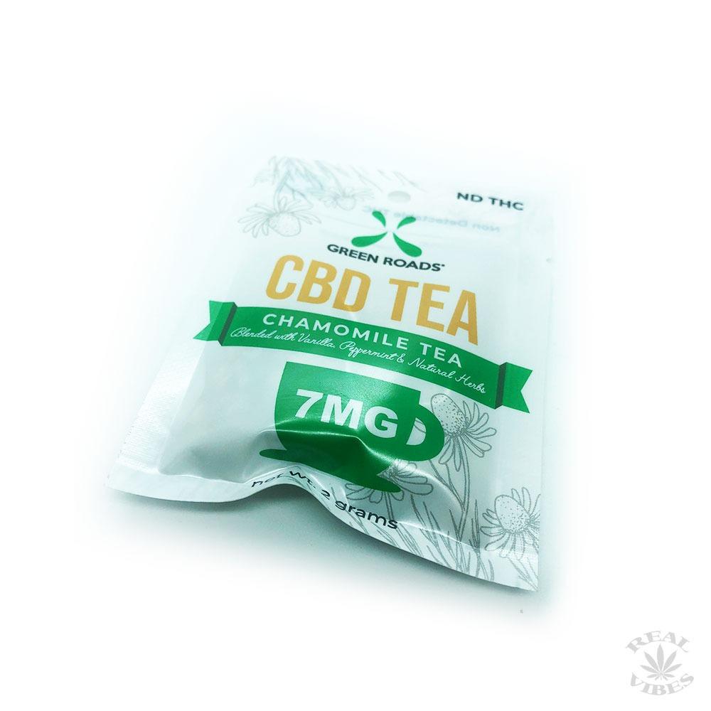 Green Roads CBD Tea (2 grams)